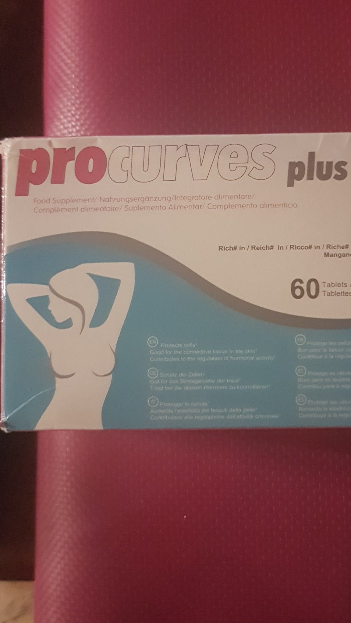 procurves plus - Product - fr