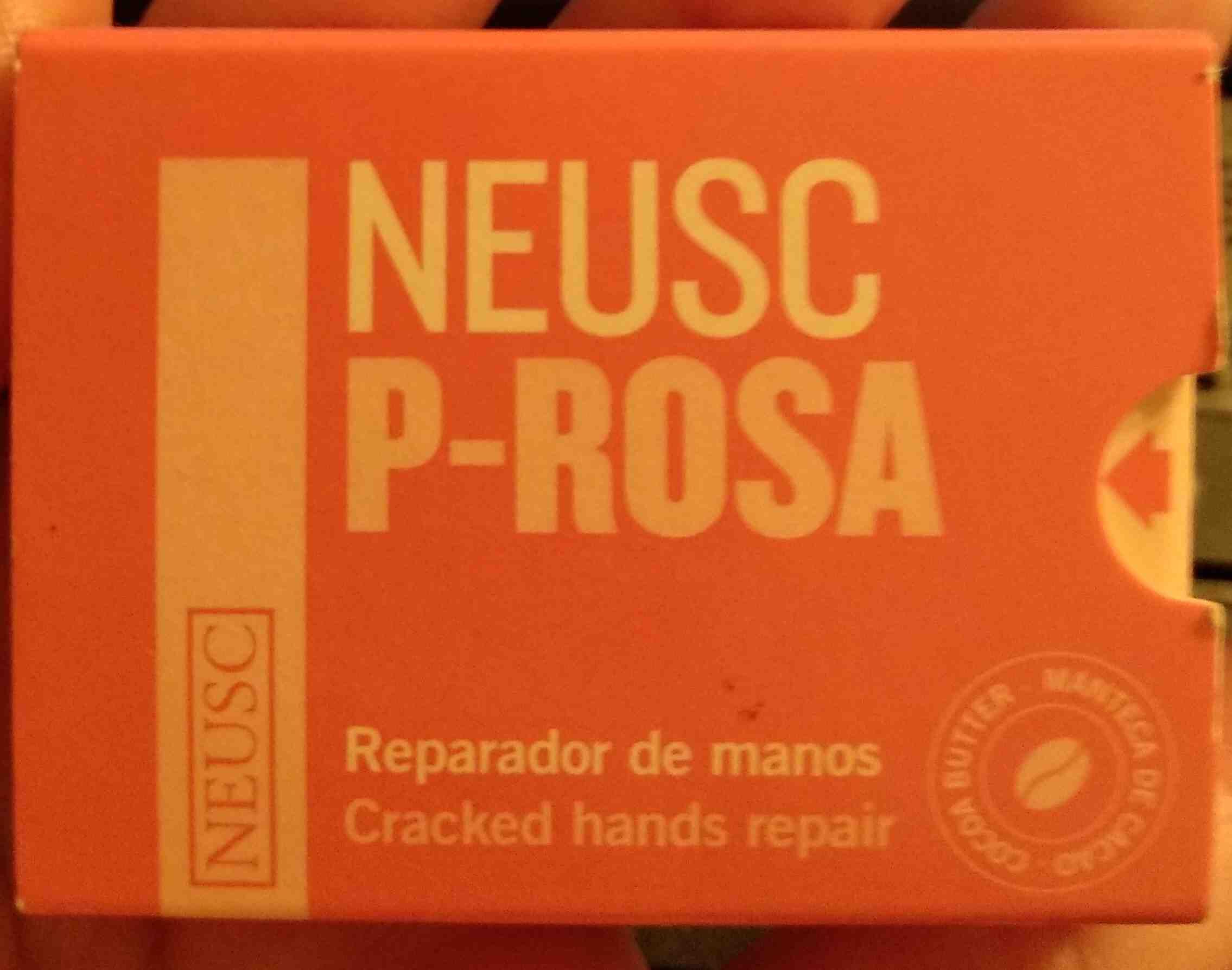 NEUSC P-ROSA Reparador de manos - Product - en