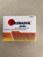 Frenadol Junior - Product - es