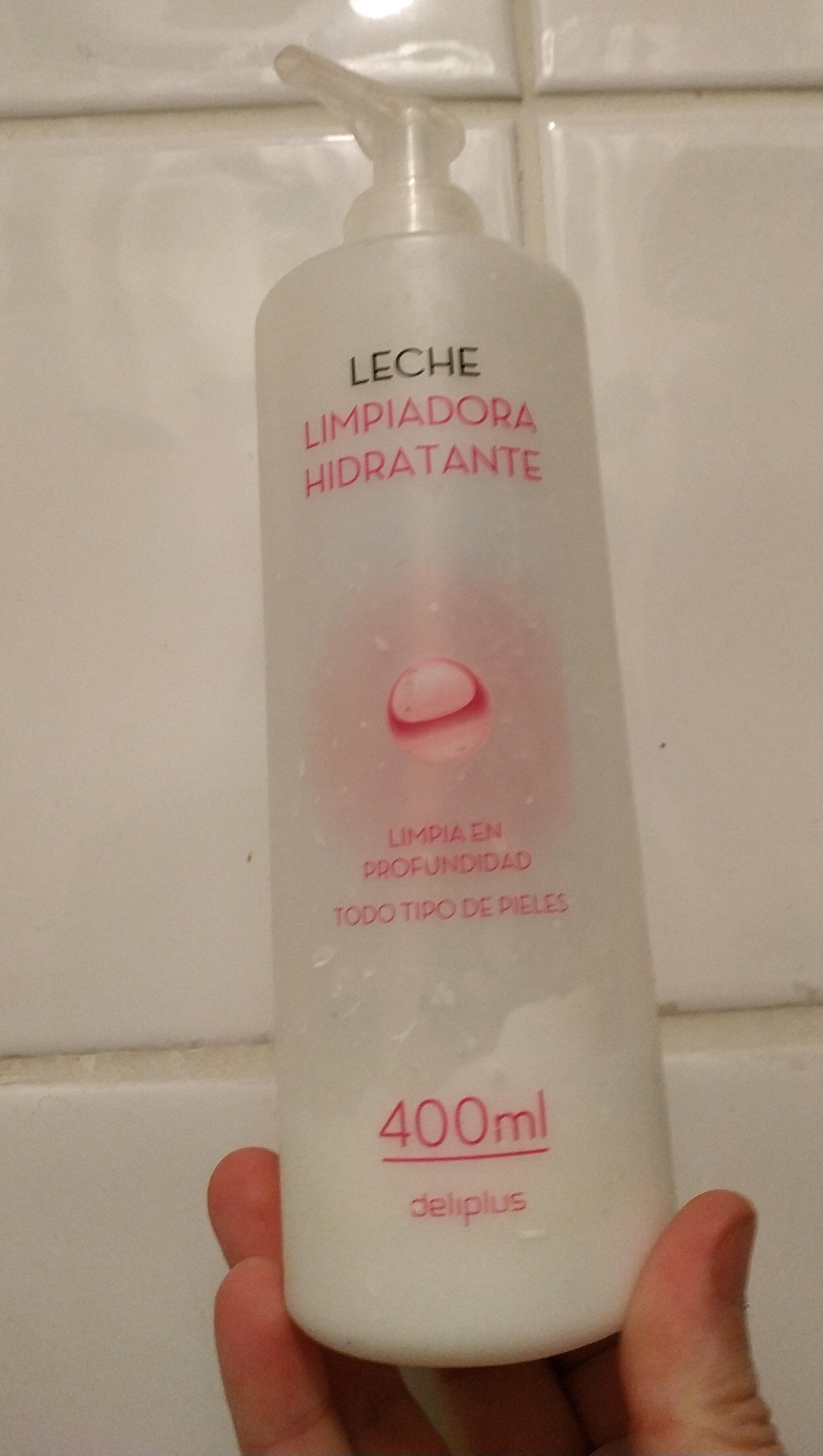 LECHE LIMPIADORA HIDRATANTE - Product - es