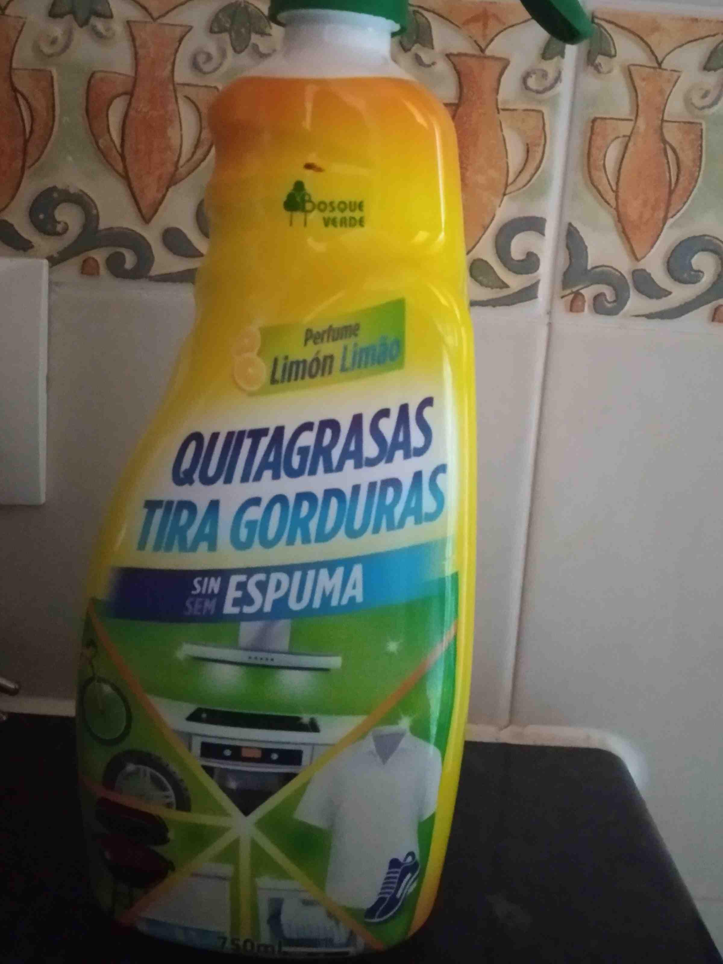 Quitagrasas sin espuma - Product - en