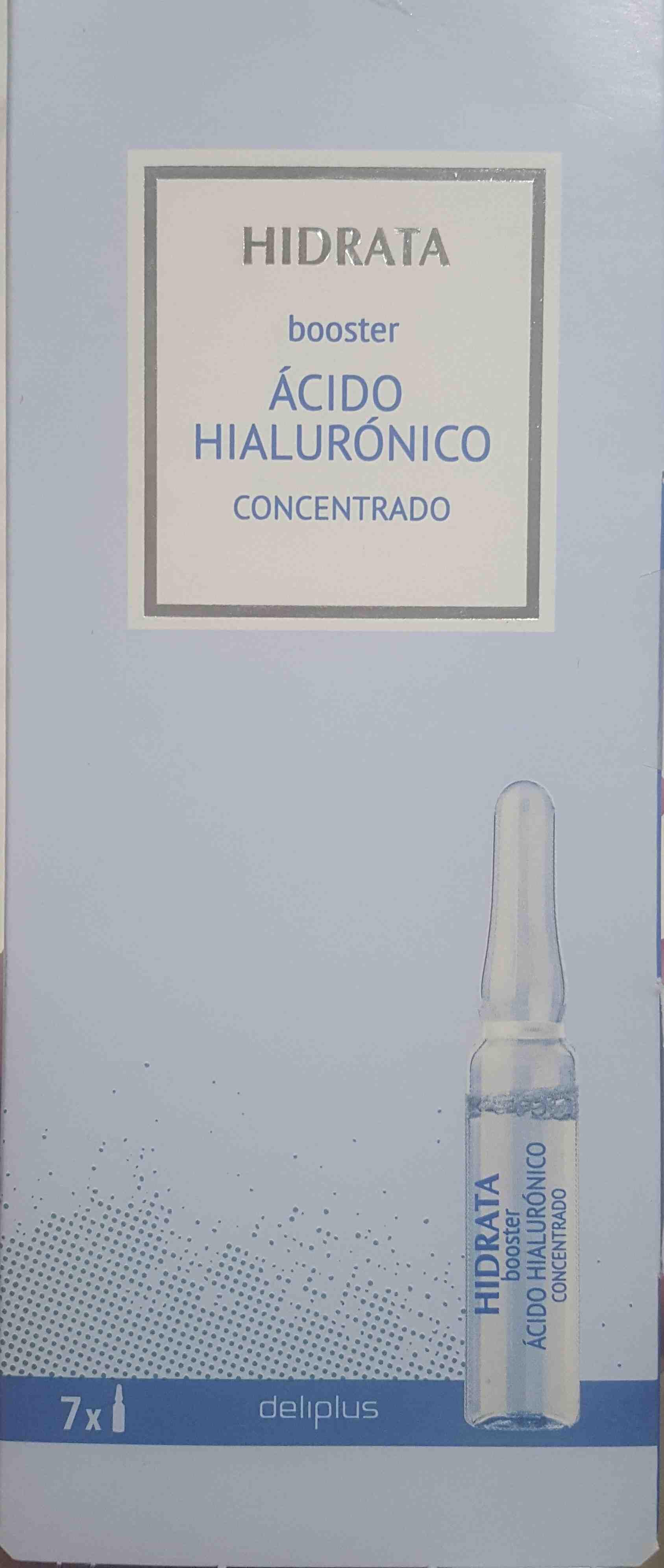 Acido hialuronico concentradoDeliplus - Product