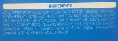 Acido hialuronico concentradoDeliplus - Ingredients