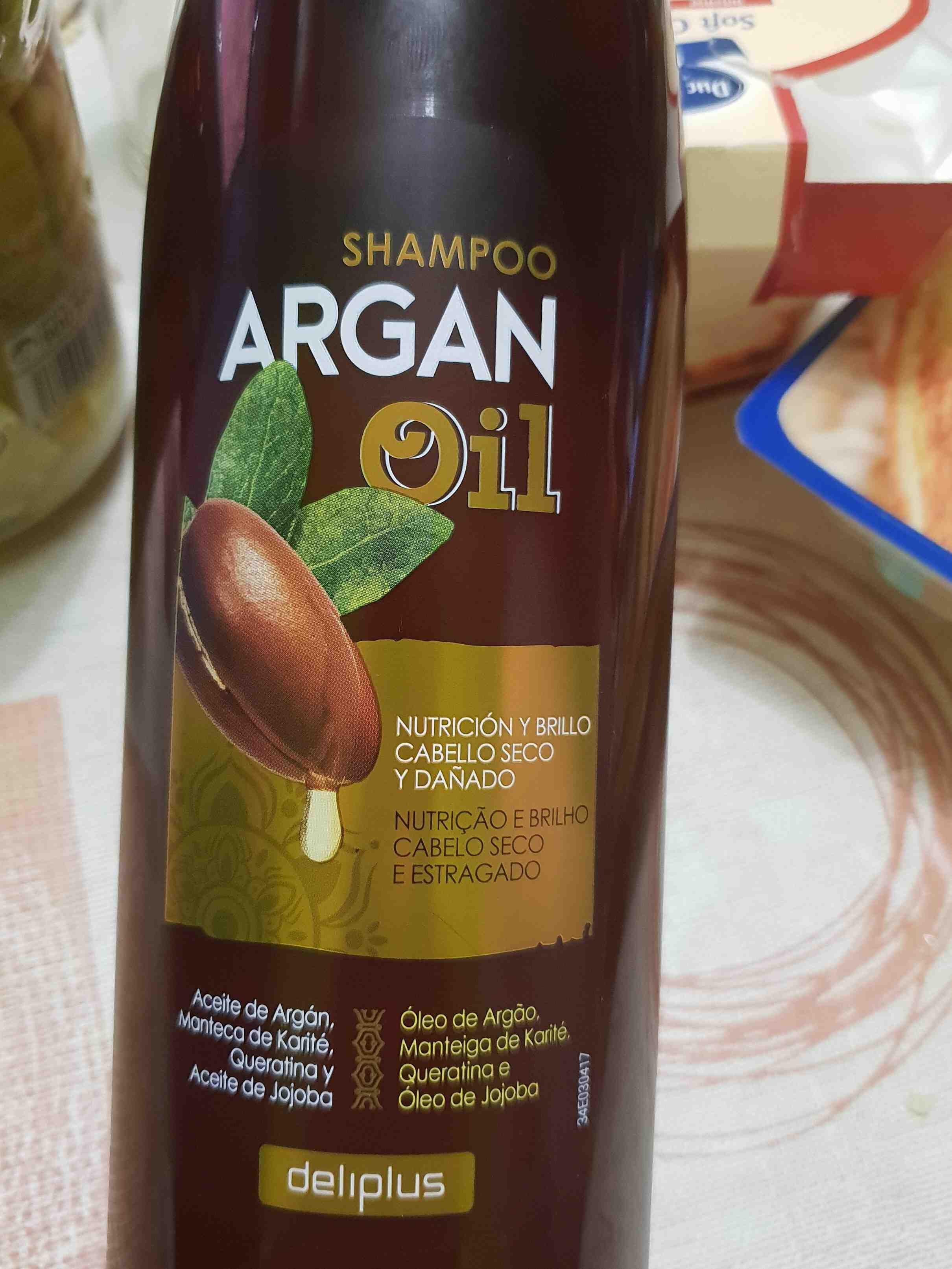 champoo cargan oil - Produit - en