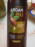 champoo cargan oil - Ingrédients - en