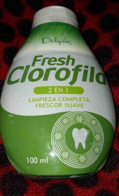 FRESH CLOROFILA 2 EN 1 LIMPIEZA COMPLETA FRESCOR SUAVE - Product - en