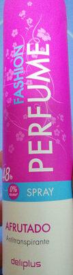 Desodorante afrutado en spray - Product - en