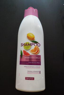 Shampoo Protección y Brillo - Produit - es