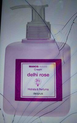 cream Delhi rose - Product - en