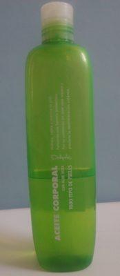 Aceite Corporal Aloe Vera - Product - es