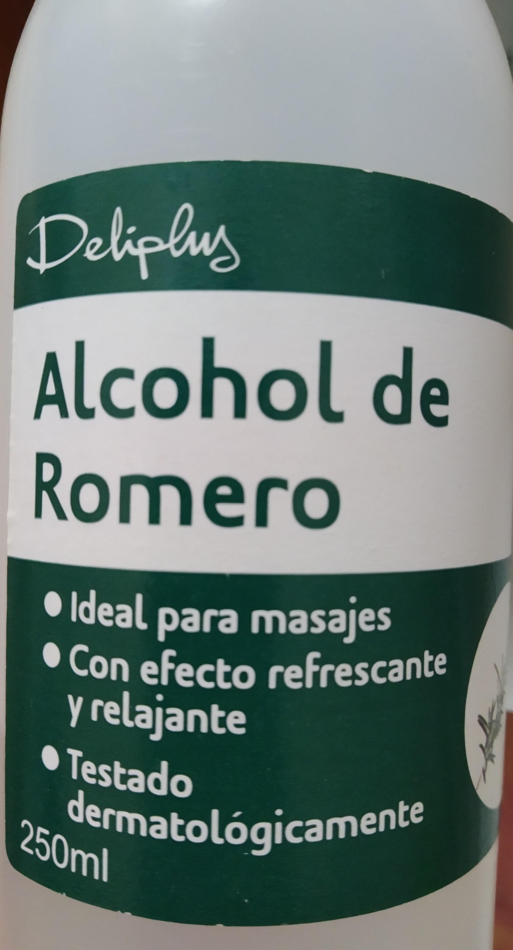 Alcohol de Romero - Product - en