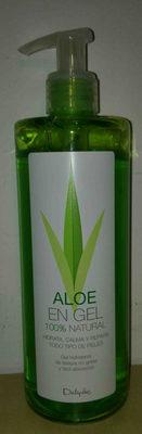 Aloe en gel - Product - en