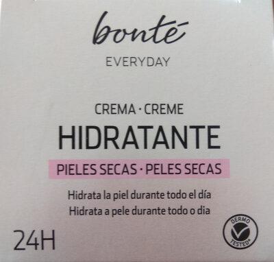 Crema hidratante Pieles secas - Produit - es
