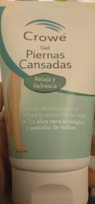 Gel dE Piernas Cansadas - Product