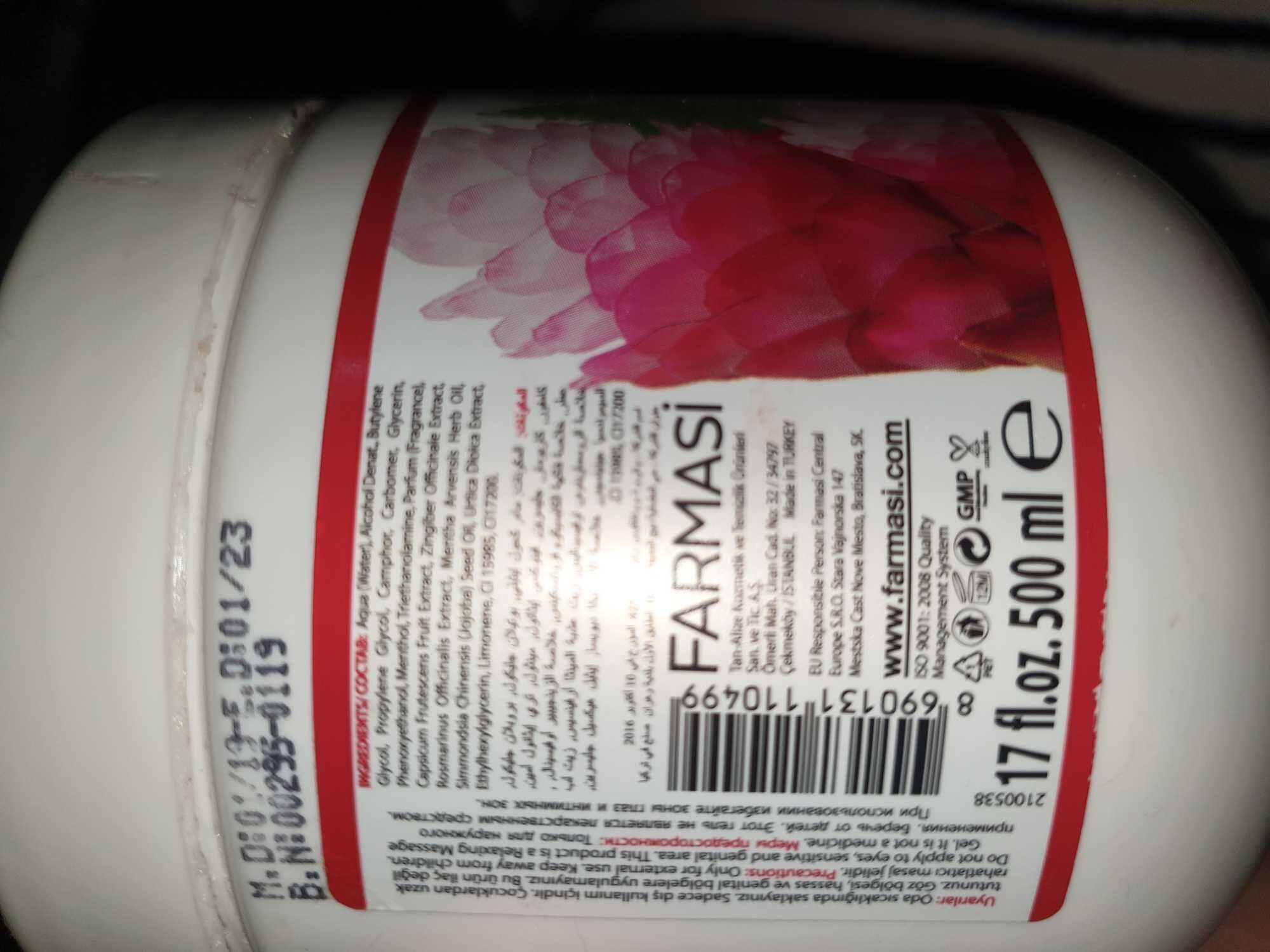 Paprika&Chili Balsam - Product