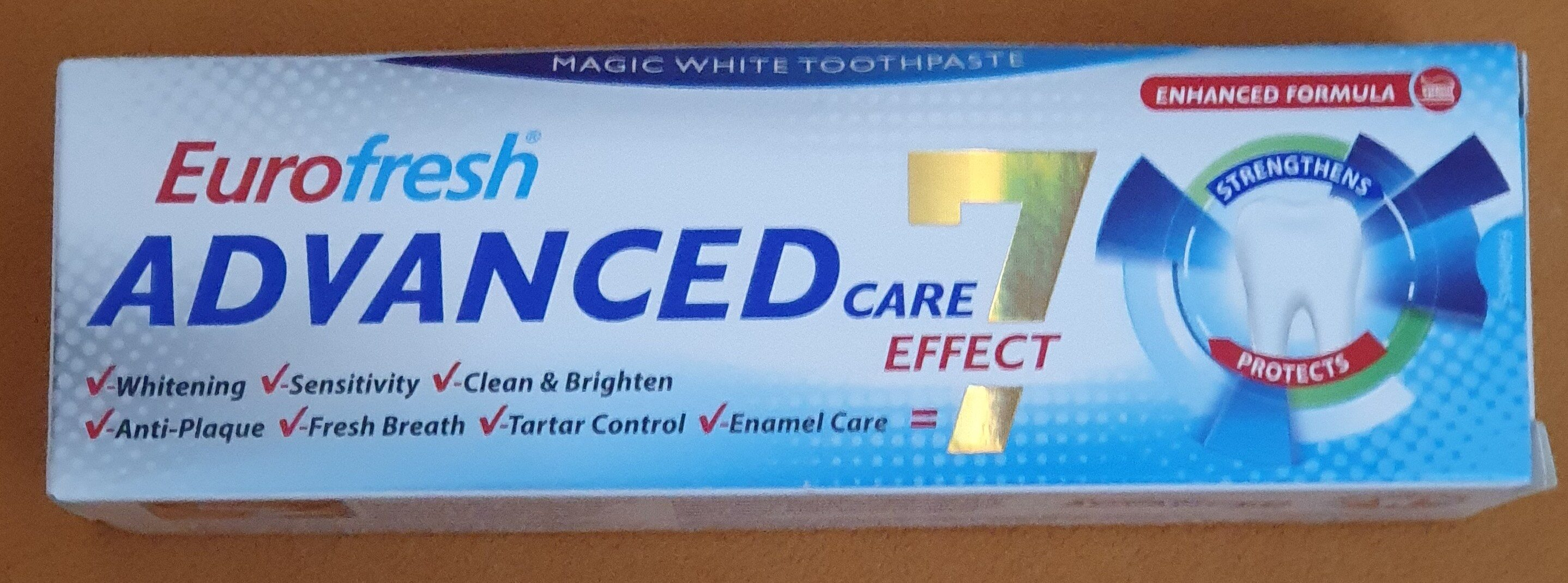 Eurofresh Advanced Care 7 Effect - Product - en