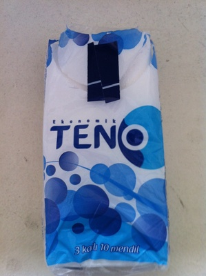 Teno Mendil - Ingredients - en