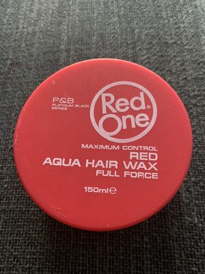 Aqua hair wax - Product - es