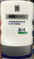 Aftershave Balm & Day Cream 2 in 1 with aloe vera - Product - fr