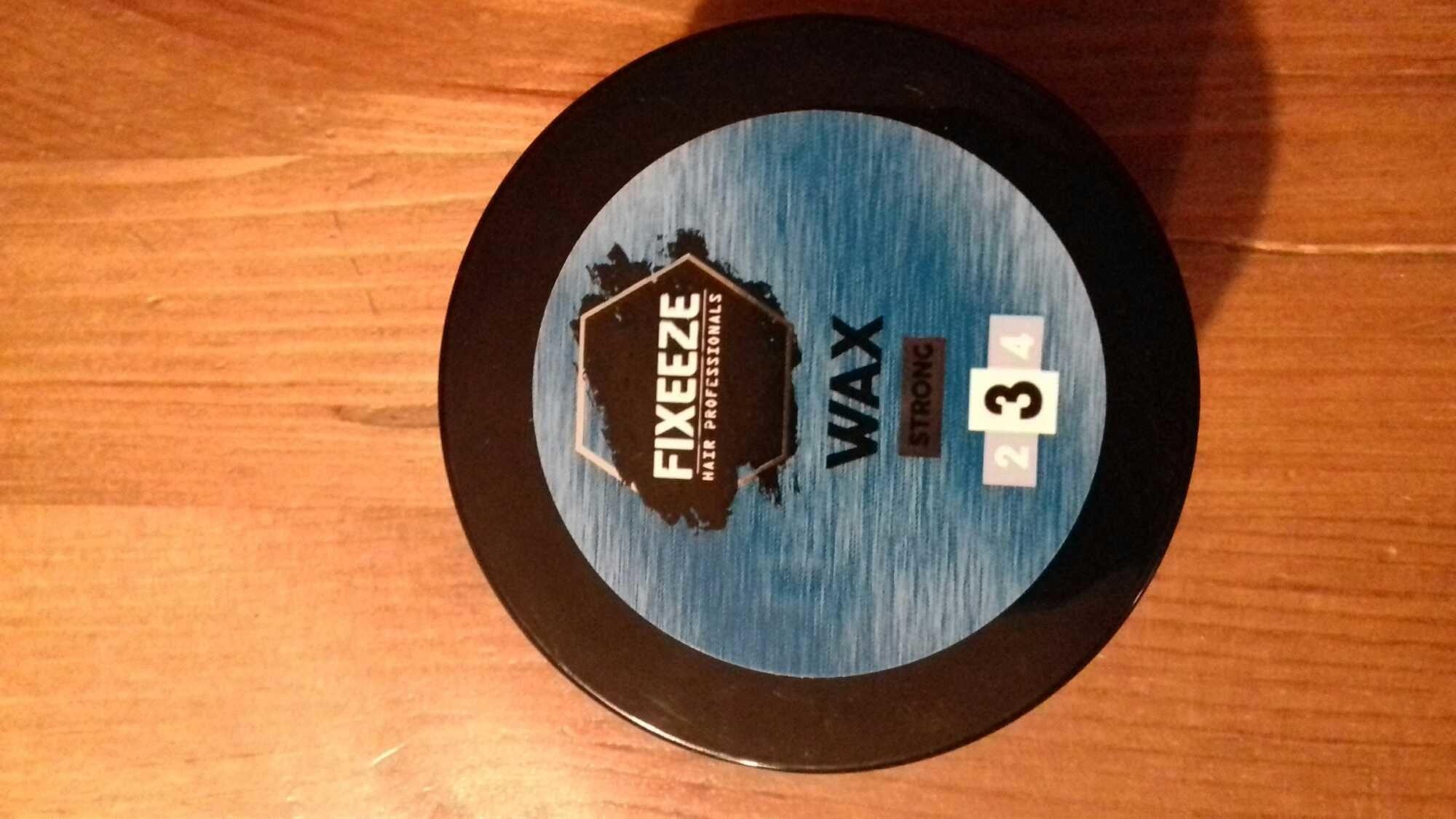 Fixeeze Wax 3 - Product