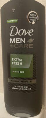 Dove Men  care Pflegedusche für Körper und Gesicht - Product - de