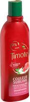 Timotei Shampoing Femme à l'Huile de Framboise BIO et de l'extrait de Thé Blanc Cheveux Colorés - Produit - fr