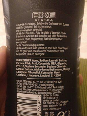 Alaska Arctic fresh - Product - de