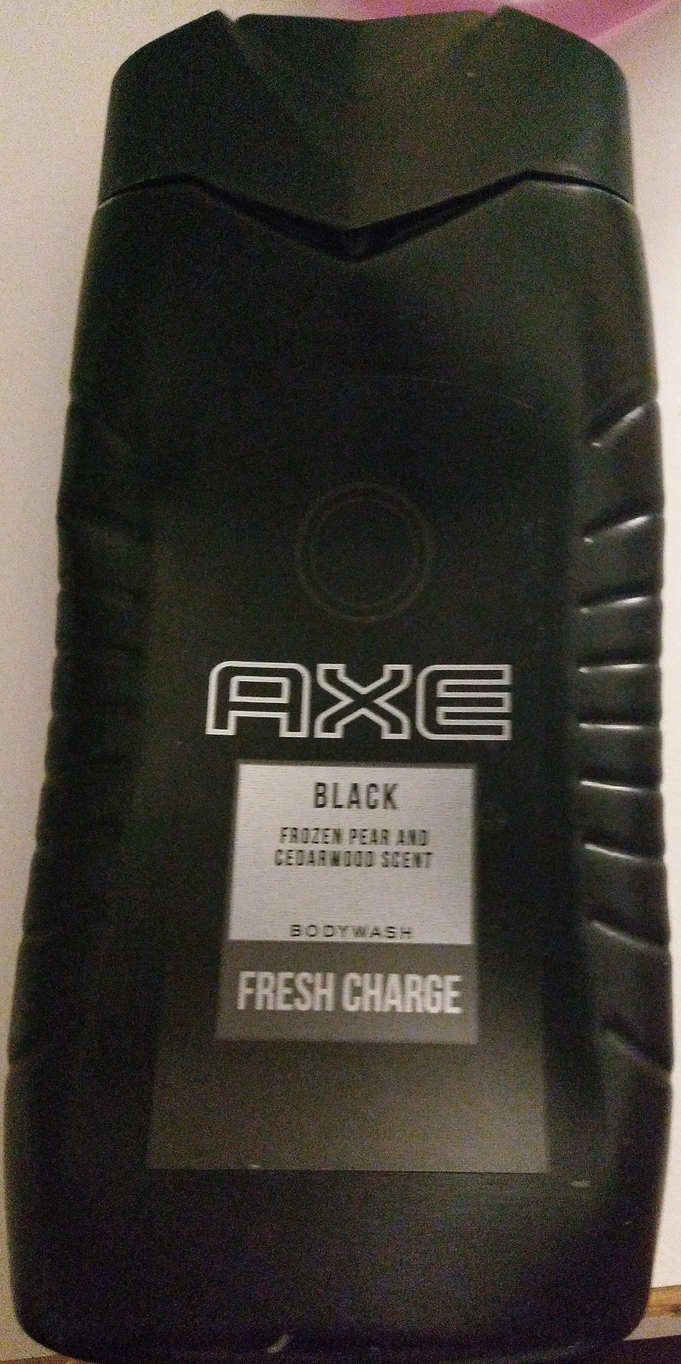 Black Fresh Charge - Product
