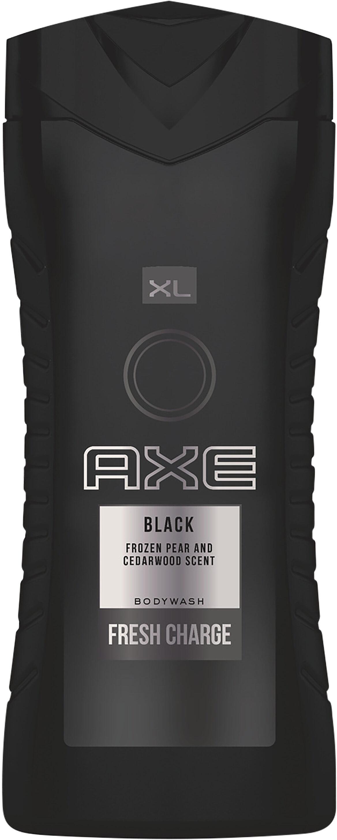 AXE Gel Douche Homme Black 12h Parfum Frais - Product - fr