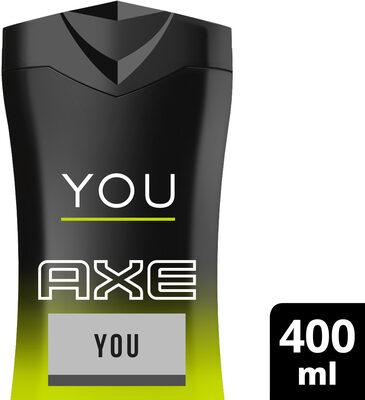 AXE Gel Douche YOU - Produit