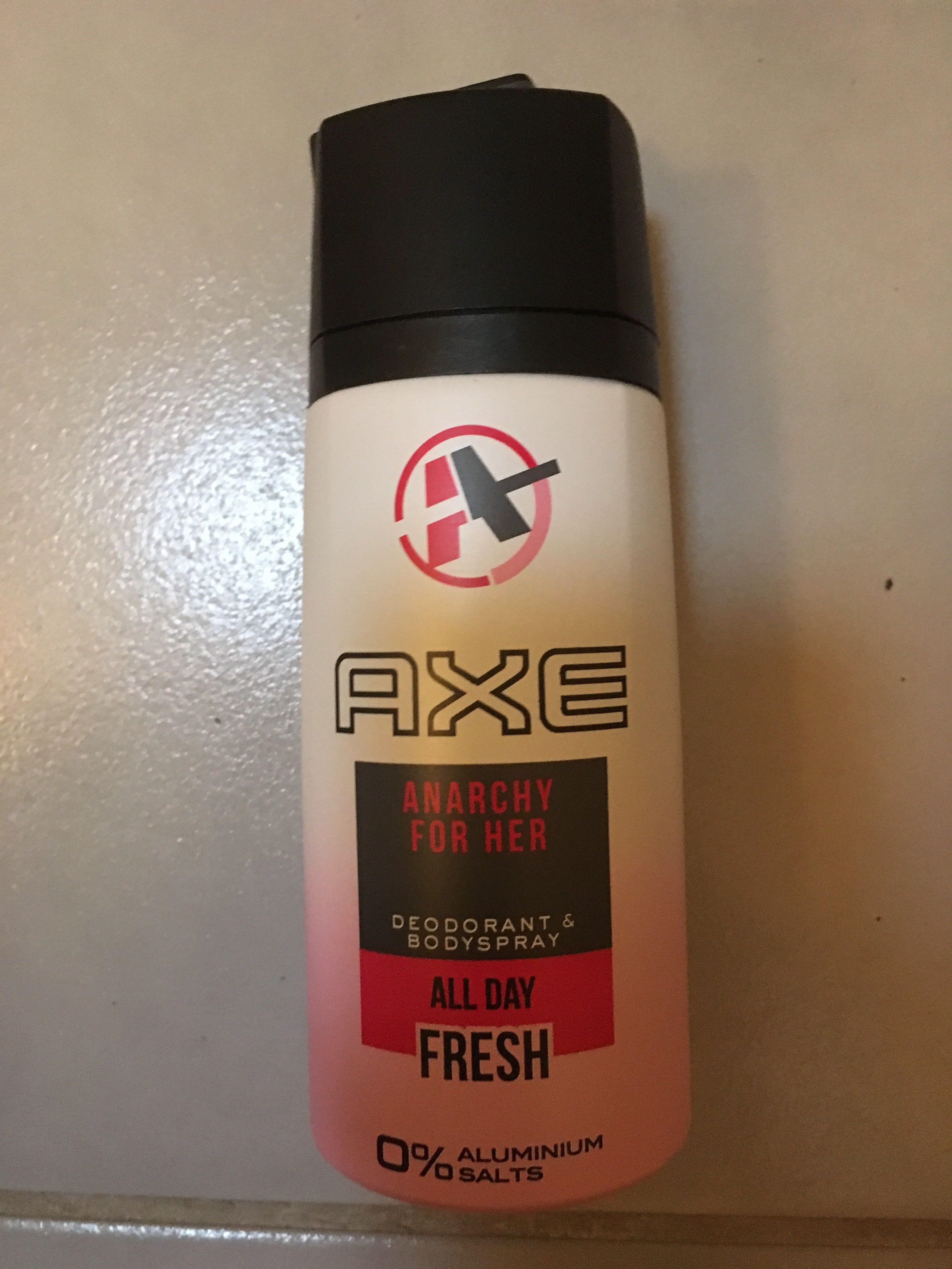 Anarchy for her, deodorant & bodyspray - Product - fr