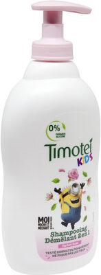 Timotei Kids Shampooing Démêlant 2en1 Senteur Rose Ne Pique Pas les Yeux - Product - fr