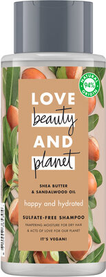 Love Beauty And Planet Shampooing Femme Hydratation Radieuse - Product - fr