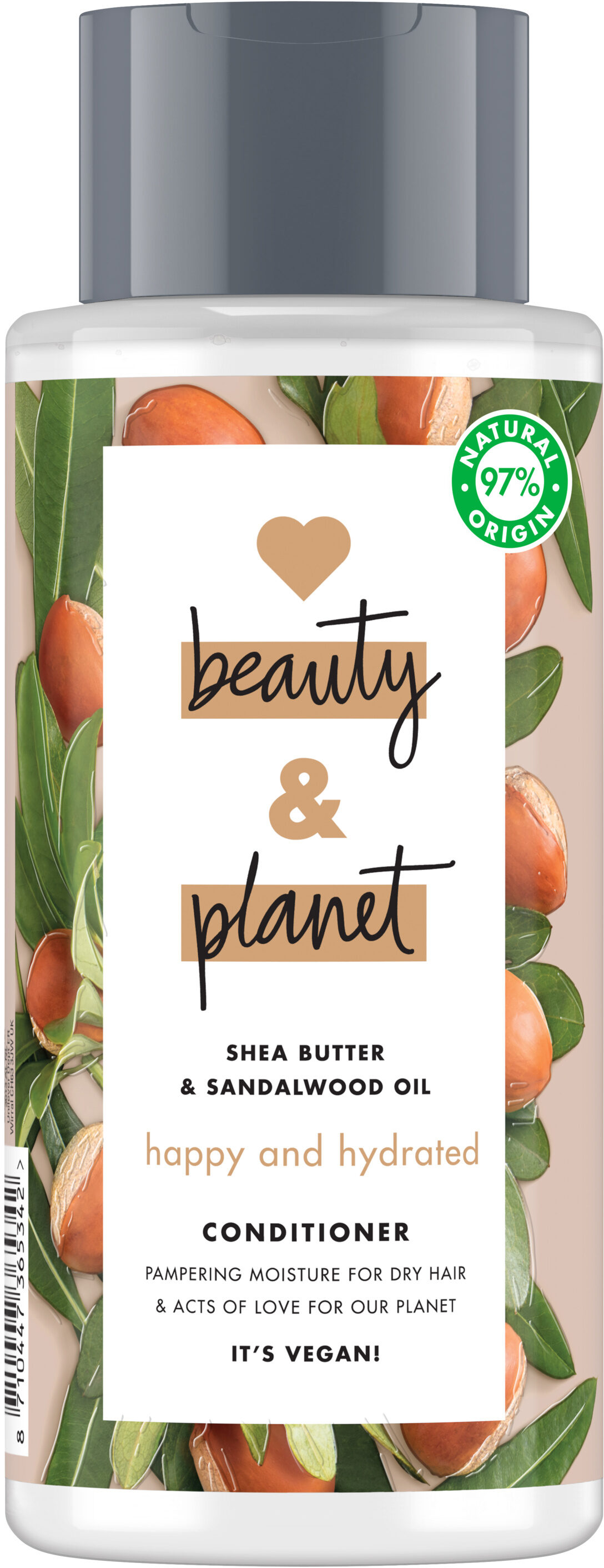 Love Beauty And Planet Après-Shampooing Hydratation Radieuse - Product - fr