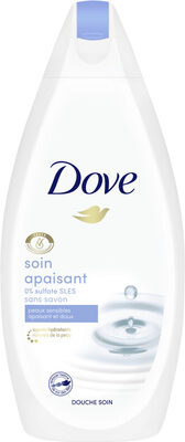 Dove Gel Douche Soin Apaisant - Product - fr