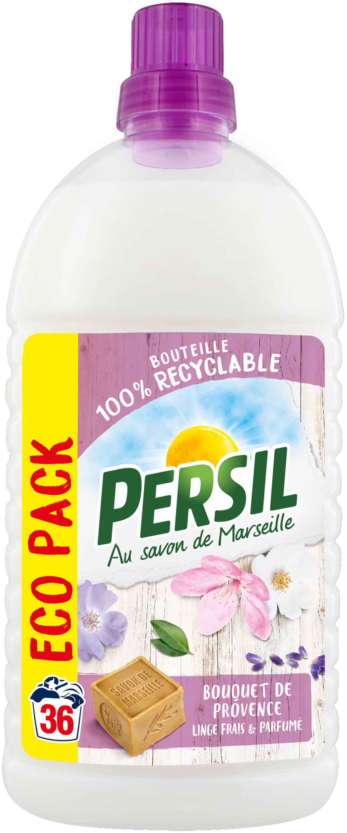 Persil Lessive Liquide Bouquet de Provence 1,8l 36 Lavages - Produit - fr
