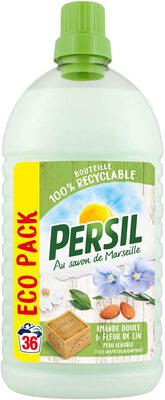 Persil Lessive Liquide Peau Sensible Amande Douce Eco Pack 1,8l 36 Lavages - Product - fr