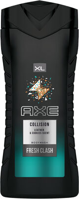 AXE Gel Douche Homme Collision Cuir & Cookies 12h Parfum Frais - Product - fr