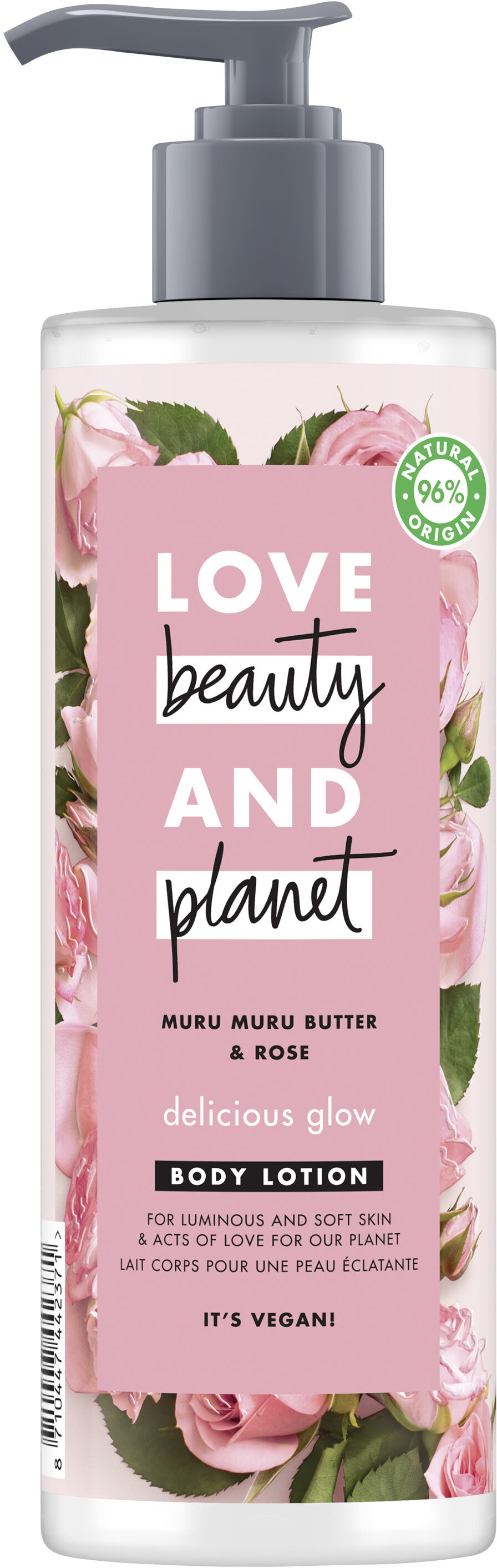 Love Beauty And Planet Lait Corps Éclat Délicat - Product - fr
