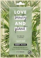Love Beauty And Planet Masque Rapid Reset 1 Pièce - Product - fr