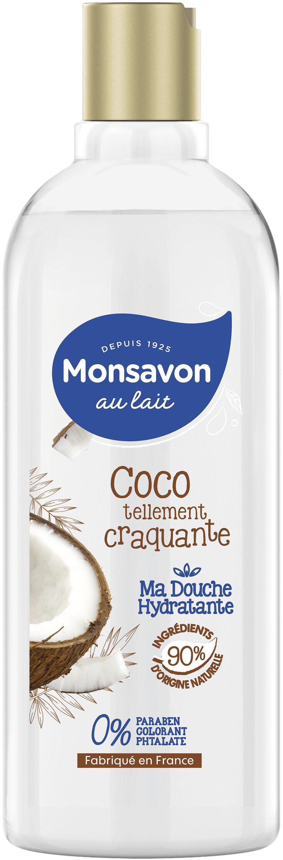 Monsavon Gel Douche Coco Tellement Craquante - Product - fr
