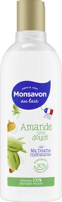 Monsavon Gel Douche Amande Très Douce - Product - fr