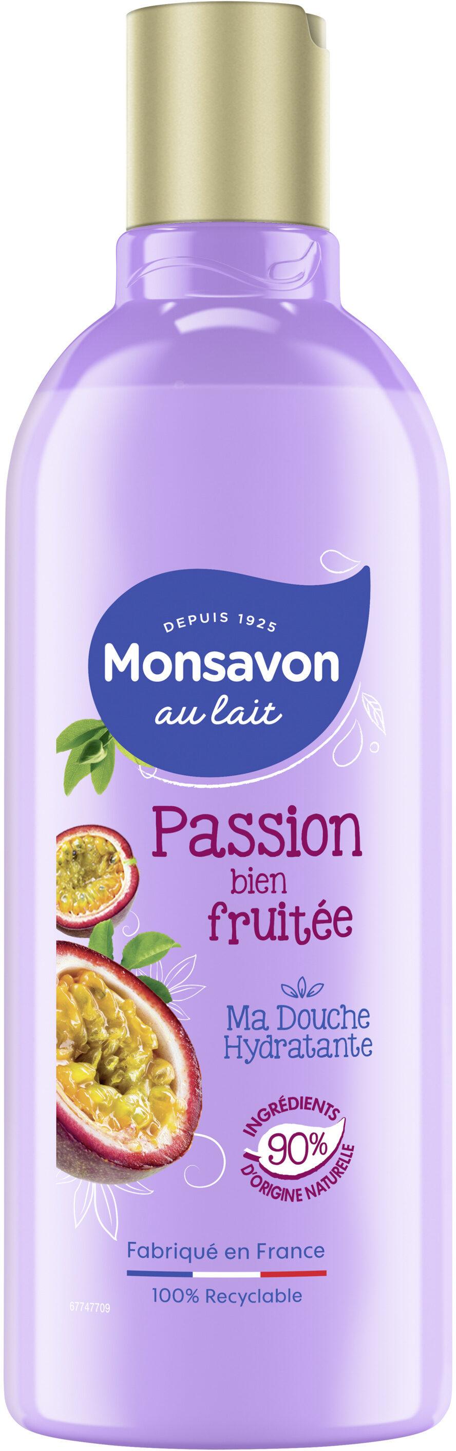 Monsavon Gel Douche Passion Bien Fruitée - Produit - fr