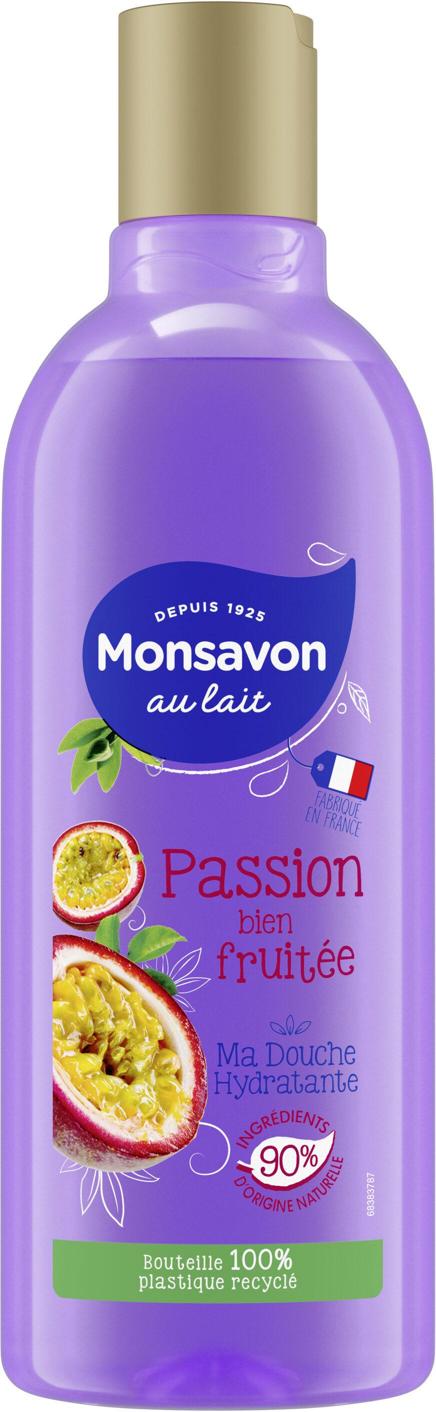 Monsavon Gel Douche Passion Bien Fruitée - Product - fr