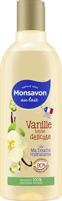 Monsavon Gel Douche Vanille Toute Délicate - Product - fr