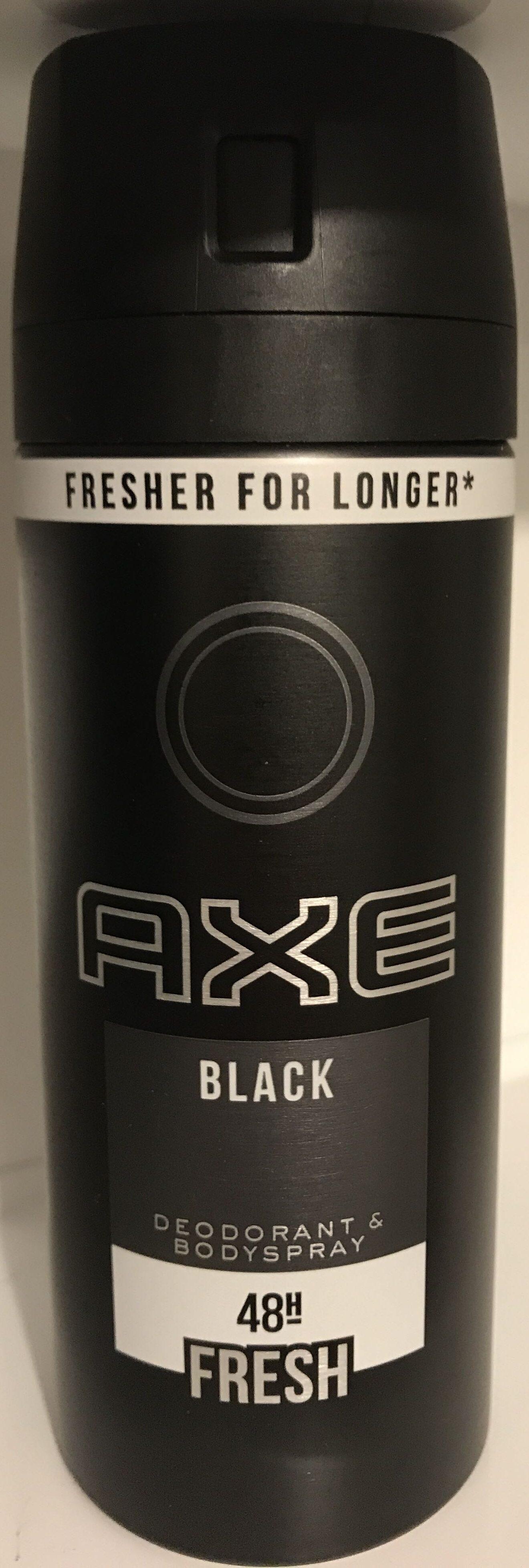 Axe Black - Product - en