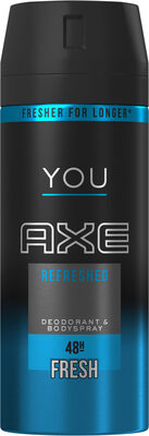 AXE Déodorant Antibactérien YOU Refreshed Spray - Product - fr