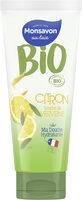 Monsavon Gel Douche Bio Hydratante Citron Touche de Verveine - Product - fr