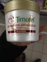 Masque Réparation Miraculeuse - Timotei - Produit - fr