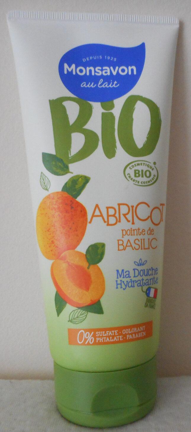 Ma douche hydratante Abricot pointe de basilic - Product - fr
